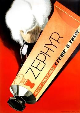 ZEPHYR – Crème à raser, Herbert Berthold Libiszewski