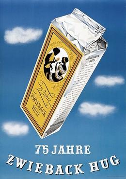 75 Jahre Zwieback HUG, W. Klapproth