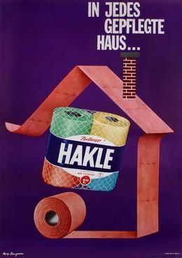 HAKLE – in jedes gepflegte Haus…, Rolf Bangerter