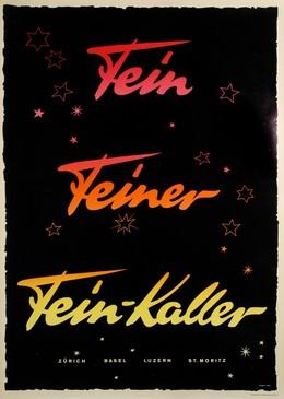 Fein – Feiner – Fein-Kaller Fashion Store, Monogram JUS