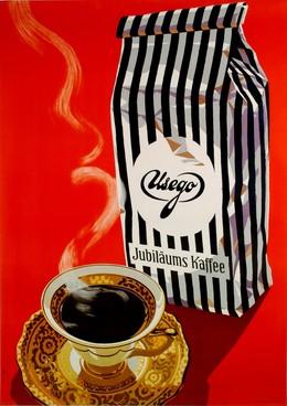 USEGO – Jubiläums-Kaffee, Walter Sigg