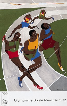 Olympische Spiele München 1972, Jacob Lawrence