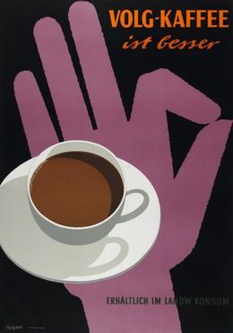 Volg – Coffee, Franz Gygax