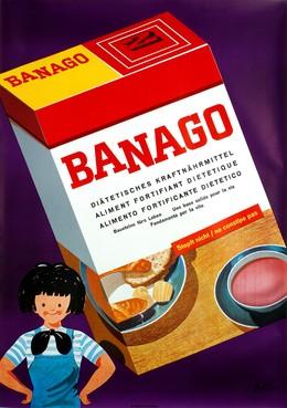 Banago – Kraftnährmittel für Kinder, Kaltenbach-Zbinden