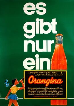 Es gibt nur ein Orangina, Hans Biland Agency / Portmann