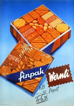 Wernli – Finpak, Artist unknown