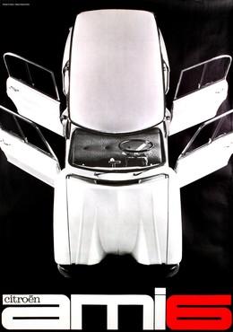Citroën Ami 6, Delpire