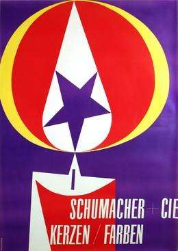 Schumacher & Cie. – Kerzen – Farben, Bruggmann