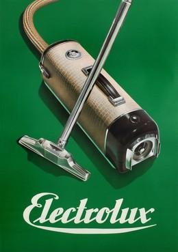 Electrolux – Staubsauger, Artist unknown