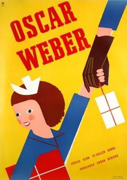 Oscar Weber – Spielwaren, André Rohrer