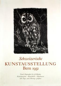 Kunstausstellung Bern, Hans Fischer