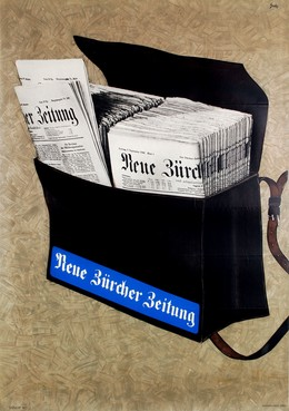 Neue Zürcher Zeitung, Hermann Suter