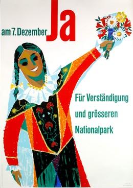 Ja für Verständigung und grösseren Nationalpark, Werner Weiskönig