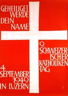 Catholics in Switzerland, Artist unknown