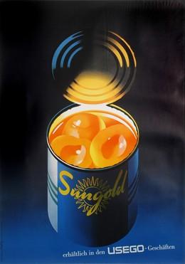 USEGO – Sungold – erhältlich in den Usego-Geschäften, Hanspeter Rolly