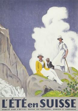 L'Été en Suisse, Emil Cardinaux