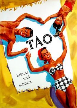 Tao Sun Cream, Rolf Gfeller