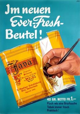 Java – Im neuen Ever Fresh-Beutel!, Emil Ebner