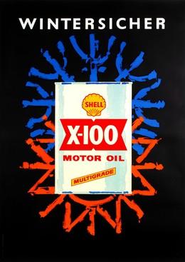 Shell Motor Oil, Schmidlin