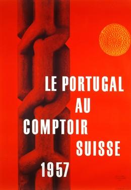 Le Portugal au Comptoir Suisse 1957, Manuel Rodriguez