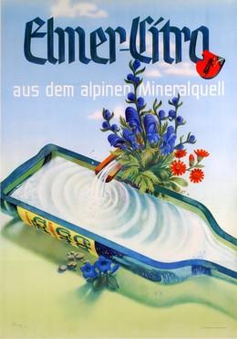 Elmer Citro – aus dem alpinen Mineralquell, Peter Kunz