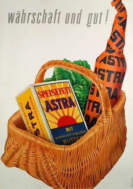 Astra Oil, Artist unknown