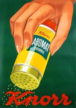 Knorr Aromat, Artist unknown