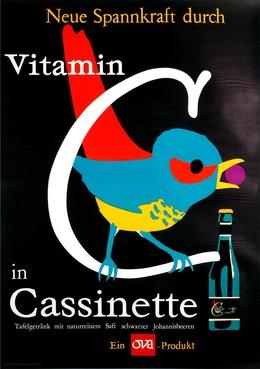 Neue Spannkraft durch Cassinette, Rolf Gfeller