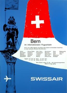 SWISSAIR Bern – Zürich, M.E. Leemann