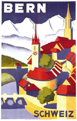 Bern – Schweiz, Hans Schär