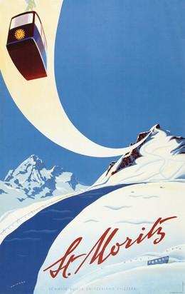 St. Moritz Schweiz Suisse Switzerland Svizzera, Martin Peikert