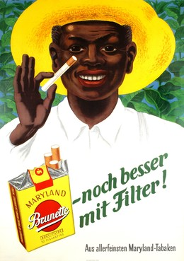 Brunette – noch besser mit Filter, Emil Ebner