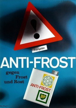 BP – against frost, Rolf Bangerter