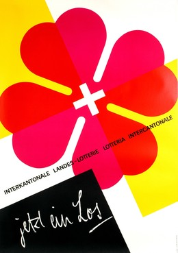 Interkantonale Landes Lotterie, Walter Sigg