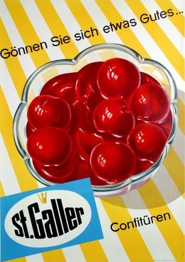St. Galler Confituren – Gönnen Sie sich etwas Gutes…, Walter Sigg