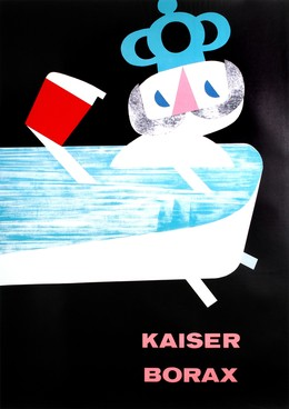 KAISER BORAX, Artist unknown