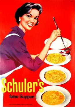 Schuler's Feine Suppen, Rolf Gfeller