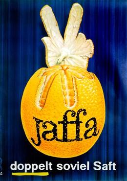Jaffa – doppelt soviel Saft, Josef Artigas