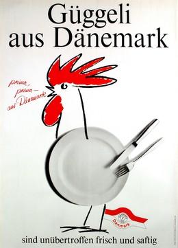 Güggeli aus Dänemark sind unübertroffen frisch und saftig, Layout: Toskan & Selmi Farner Rudolf