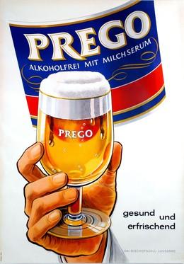 Prego – Alkoholfrei mit Milchserum – gesund und erfrischend, Hans Aeschbach