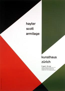 Kunsthaus Zürich – Hayter Scott Armitage, Walter Diethelm