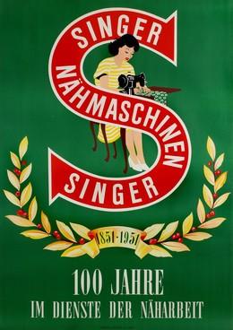 Singer Nähmaschinen – 100 Jahre im Dienste der Näharbeit, Jacopim
