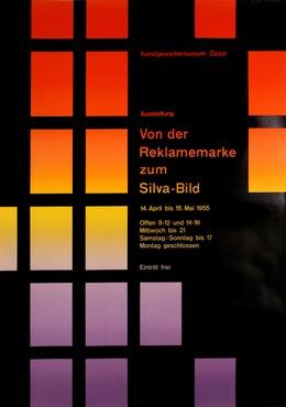 Kunstgewerbemuseum Zürich – Von der Reklamemarke zum Silva Bild, Robert Salomon Gessner
