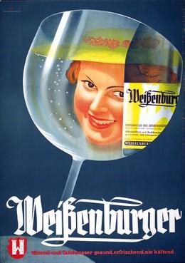 Weissenburger – Mineralwasser, Leo Keck