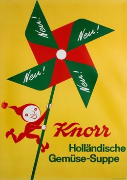Knorr Dutch Vegetable Soap, Monogram WY