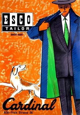 ESCO Tailor bietet mehr – Cardinal, F. Kleboth