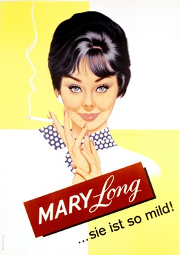 Mary Long – she is so mild !, Archie Dickens
