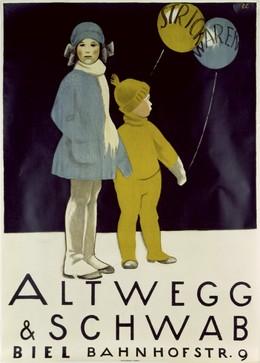 ALTWEGG & SCHWAB BIEL BAHNHOFSTR. 9, Emil Cardinaux