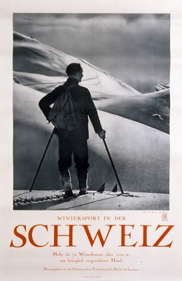 Wintersport in der Schweiz, Albert Steiner