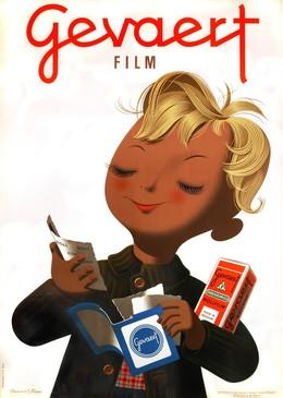 Gevaert Film, Donald Brun